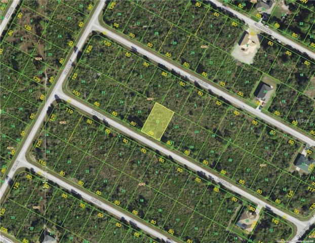 14040 Newson Lane, Port Charlotte, FL 33981 (MLS #D6102847) :: The Lockhart Team