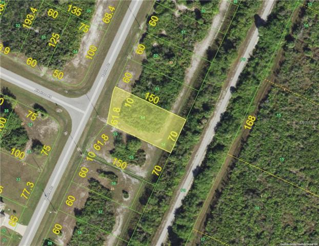 374 Baytree Drive, Rotonda West, FL 33947 (MLS #D6102866) :: The BRC Group, LLC