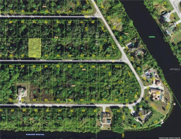 14488 Mcmillin Avenue, Port Charlotte, FL 33953 (MLS #D6102882) :: Cartwright Realty