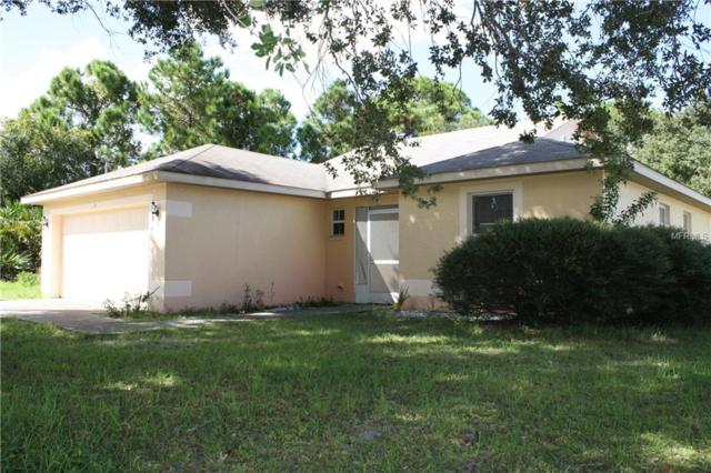 128 Swan Drive, Rotonda West, FL 33947 (MLS #D6102910) :: The BRC Group, LLC