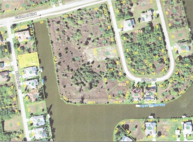 8428 Burwell Circle, Port Charlotte, FL 33981 (MLS #D6102952) :: The BRC Group, LLC