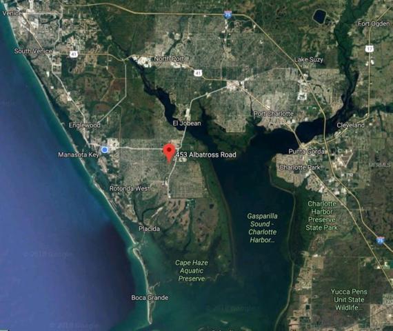 453 Albatross Road, Rotonda West, FL 33947 (MLS #D6102967) :: The Lockhart Team