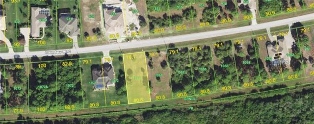 1177 Boundary Boulevard, Rotonda West, FL 33947 (MLS #D6102977) :: GO Realty