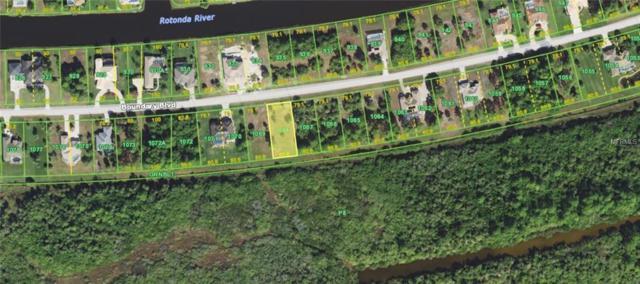 1175 Boundary Boulevard, Rotonda West, FL 33947 (MLS #D6102979) :: Mark and Joni Coulter | Better Homes and Gardens