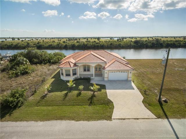 13437 Greencastle Avenue, Port Charlotte, FL 33981 (MLS #D6102990) :: Cartwright Realty