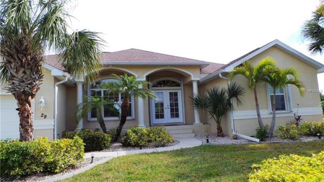 29 Tournament Road, Rotonda West, FL 33947 (MLS #D6103010) :: Medway Realty