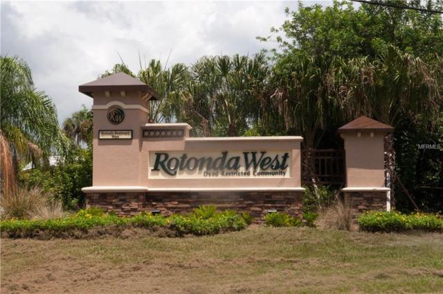 12 Fairway Road, Rotonda West, FL 33947 (MLS #D6103060) :: Medway Realty