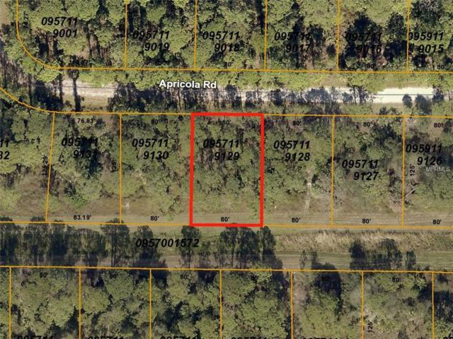 Apricola (Lot 29) Road, North Port, FL 34286 (MLS #D6103118) :: Mark and Joni Coulter   Better Homes and Gardens