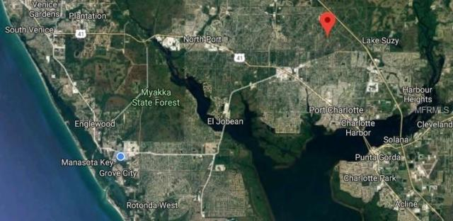 LOT 5 BLOCK 2009 Dome Court, North Port, FL 34288 (MLS #D6103131) :: RE/MAX Realtec Group