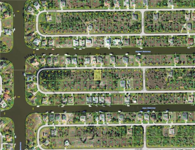 15601 Melport Circle, Port Charlotte, FL 33981 (MLS #D6103178) :: Medway Realty