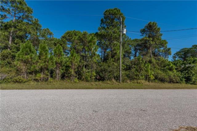 Edmiston Avenue, North Port, FL 34291 (MLS #D6103180) :: Baird Realty Group