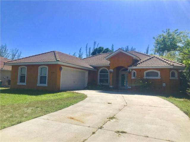 15109 Lyneburg Avenue, Port Charlotte, FL 33981 (MLS #D6103193) :: The BRC Group, LLC