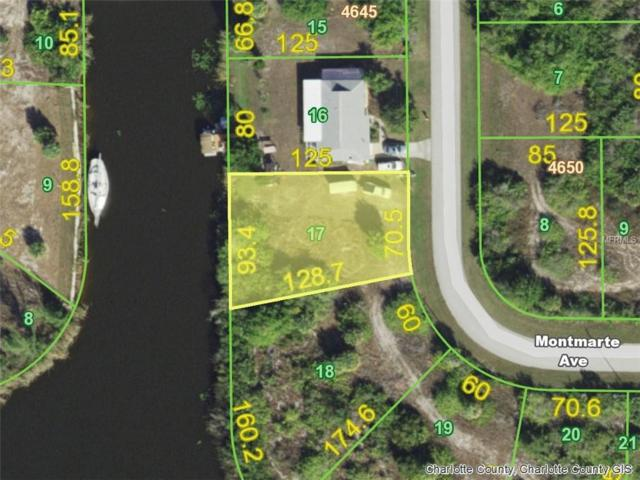 14267 Montmarte (Lot 17) Avenue, Port Charlotte, FL 33981 (MLS #D6103254) :: Burwell Real Estate