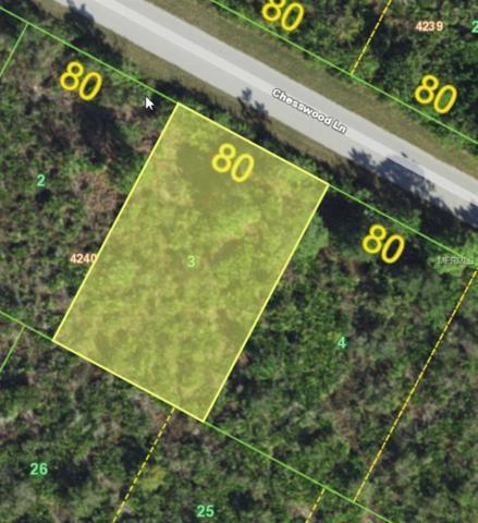 14065 Chesswood Lane, Port Charlotte, FL 33981 (MLS #D6103258) :: Medway Realty