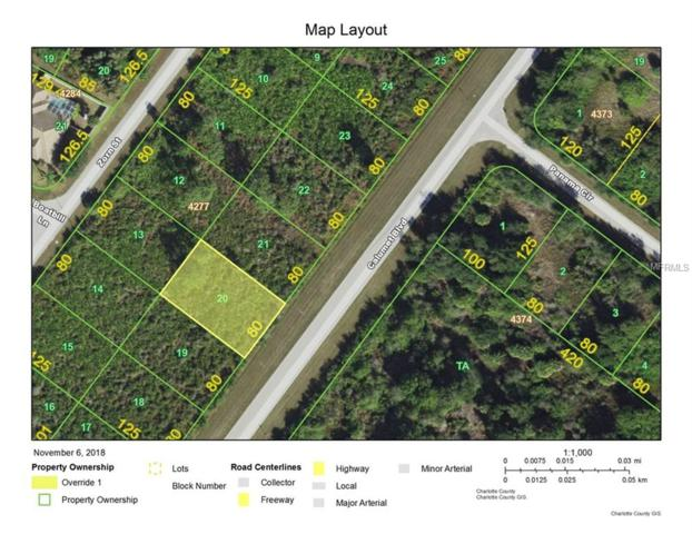 9729 Calumet Boulevard, Port Charlotte, FL 33981 (MLS #D6103320) :: Medway Realty