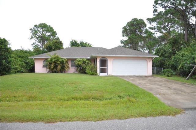 3060 Montgomery Drive, Port Charlotte, FL 33981 (MLS #D6103321) :: Delgado Home Team at Keller Williams