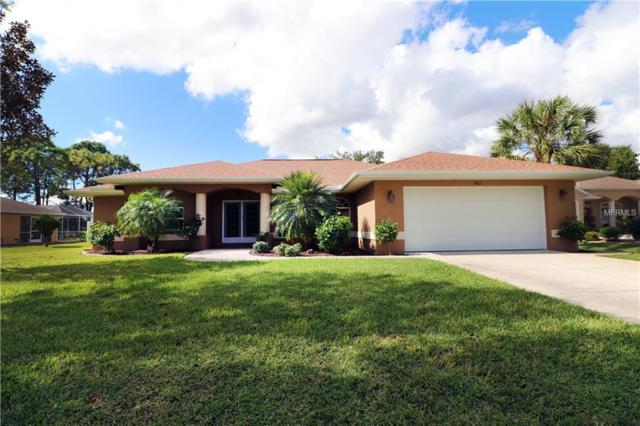 862 Boundary Boulevard, Rotonda West, FL 33947 (MLS #D6103324) :: Burwell Real Estate