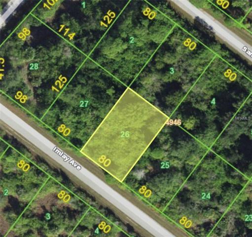 14242 Imlay Avenue, Port Charlotte, FL 33981 (MLS #D6103328) :: Medway Realty