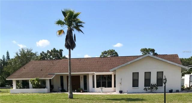 641 Gillespie Street, Englewood, FL 34223 (MLS #D6103375) :: Sarasota Home Specialists