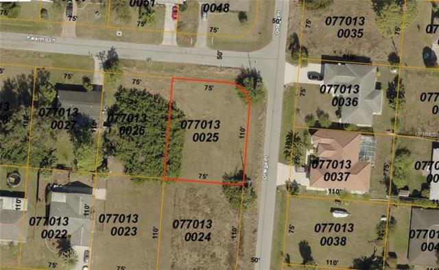 Palermo Lane, North Port, FL 34287 (MLS #D6103384) :: Mark and Joni Coulter | Better Homes and Gardens