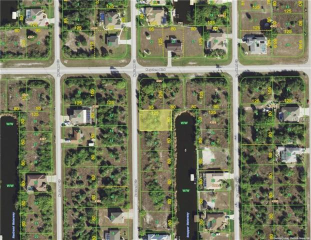 9484 Nastrand Circle, Port Charlotte, FL 33981 (MLS #D6103403) :: The Lockhart Team