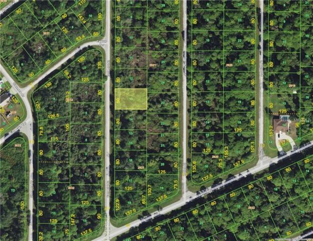 1336 Forrestal Street, Port Charlotte, FL 33953 (MLS #D6103406) :: Medway Realty