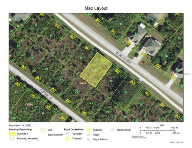 14163 Ingraham Boulevard, Port Charlotte, FL 33981 (MLS #D6103416) :: Burwell Real Estate