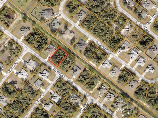 Beeville Avenue, North Port, FL 34286 (MLS #D6103432) :: RE/MAX Realtec Group