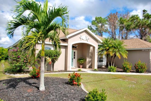481 Rotonda Circle, Rotonda West, FL 33947 (MLS #D6103491) :: Delgado Home Team at Keller Williams