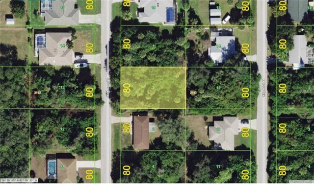 4216 Swensson Street, Port Charlotte, FL 33948 (MLS #D6103524) :: Delgado Home Team at Keller Williams