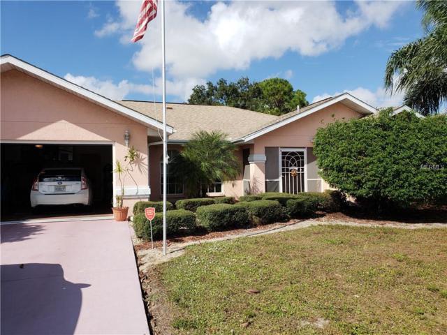 73 Cornelius Boulevard, Port Charlotte, FL 33953 (MLS #D6103526) :: Burwell Real Estate