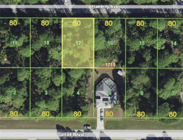 13323 Flaherty Avenue, Port Charlotte, FL 33981 (MLS #D6103642) :: Homepride Realty Services