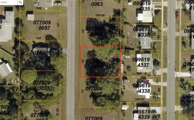Granada Boulevard, North Port, FL 34287 (MLS #D6103688) :: The Duncan Duo Team