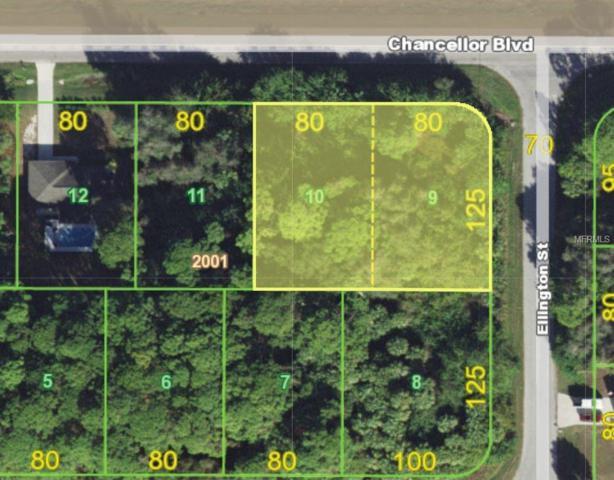 14185 Chancellor Boulevard, Port Charlotte, FL 33953 (MLS #D6103700) :: Homepride Realty Services