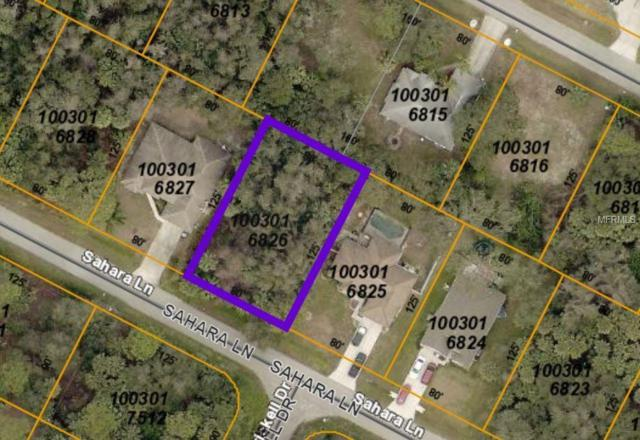 Lot 26 Sahara Lane, North Port, FL 34286 (MLS #D6103706) :: Mark and Joni Coulter | Better Homes and Gardens