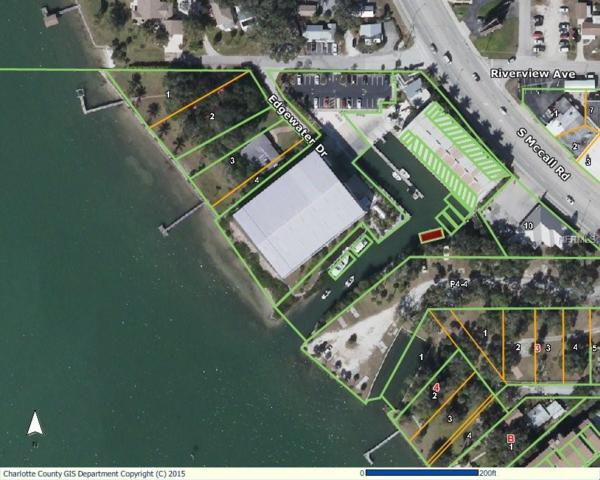 900 S Mccall Road S Dock B1, Englewood, FL 34223 (MLS #D6103760) :: Medway Realty
