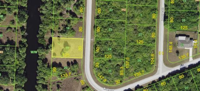 730 Rutland Circle, Port Charlotte, FL 33954 (MLS #D6103788) :: Homepride Realty Services