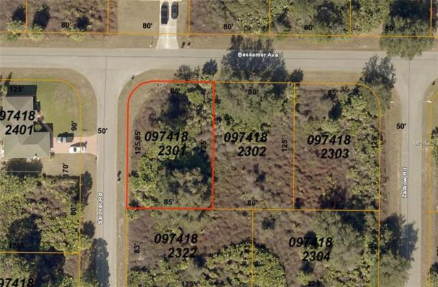 Lot 1 Bessemer Avenue, North Port, FL 34287 (MLS #D6103836) :: Revolution Real Estate