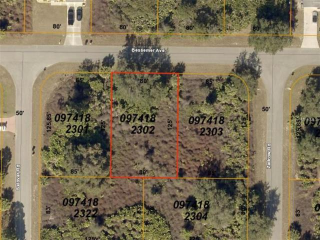 Lot 2 Bessemer Avenue, North Port, FL 34287 (MLS #D6103837) :: Revolution Real Estate