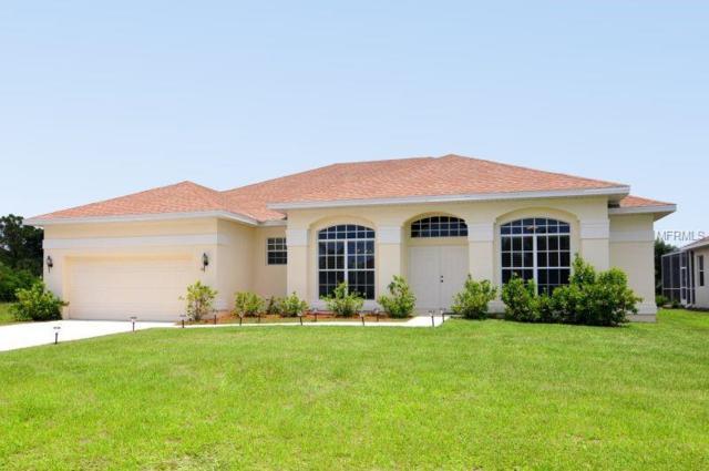 66 Tee View Road, Rotonda West, FL 33947 (MLS #D6103868) :: The Duncan Duo Team