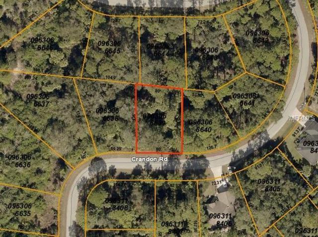 Crandon Road, North Port, FL 34286 (MLS #D6103882) :: Griffin Group