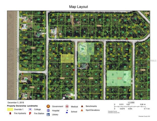 3111 Sorrel Street, Port Charlotte, FL 33981 (MLS #D6103900) :: Mark and Joni Coulter   Better Homes and Gardens