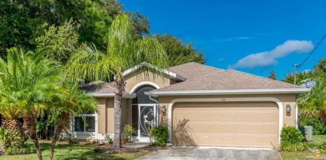 126 Spur Drive, Rotonda West, FL 33947 (MLS #D6103919) :: RE/MAX Realtec Group