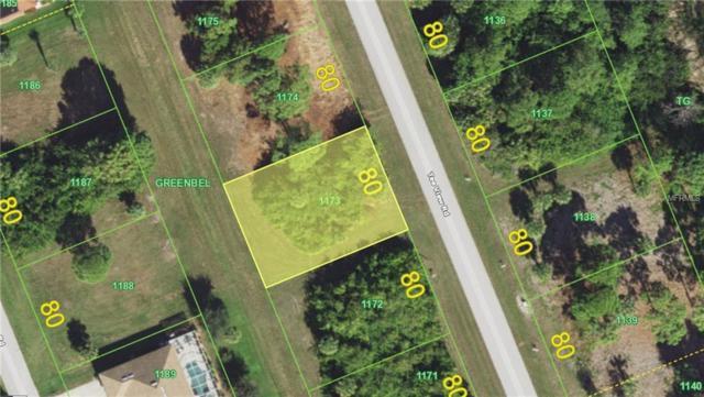 12 Tee View Road, Rotonda West, FL 33947 (MLS #D6103954) :: The Duncan Duo Team