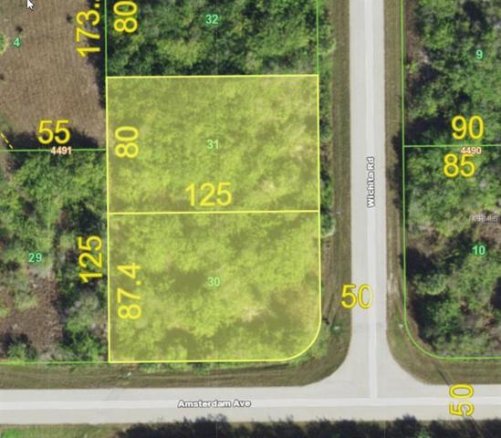 15183 Wichita Road, Port Charlotte, FL 33981 (MLS #D6104047) :: Team Bohannon Keller Williams, Tampa Properties