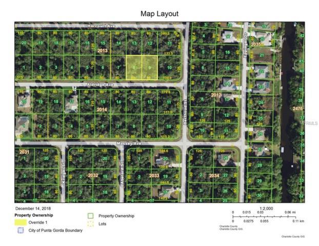 14356 Aldridge Avenue, Port Charlotte, FL 33953 (MLS #D6104059) :: Homepride Realty Services