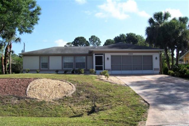 2642 Yamada Lane, North Port, FL 34286 (MLS #D6104089) :: Mark and Joni Coulter | Better Homes and Gardens