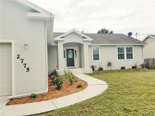 2775 Cyrus Avenue, North Port, FL 34288 (MLS #D6104095) :: Griffin Group