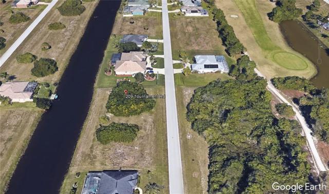 209 Tournament Road, Rotonda West, FL 33947 (MLS #D6104133) :: The BRC Group, LLC