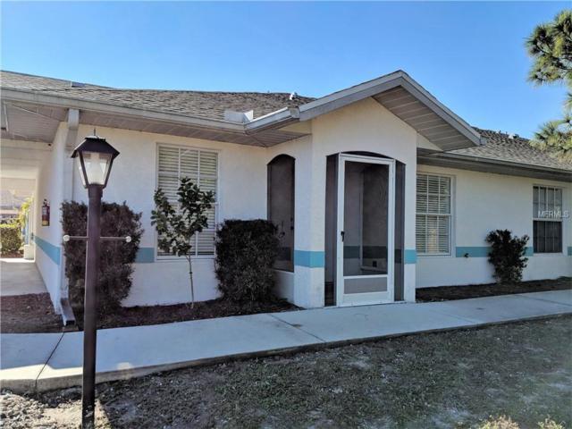 209 Boundary Boulevard #213, Rotonda West, FL 33947 (MLS #D6104141) :: The BRC Group, LLC